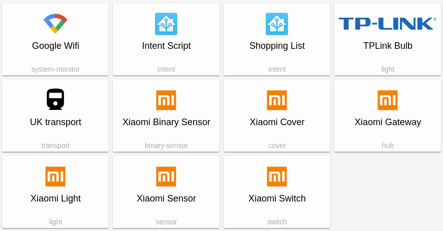 Home Assistant 中文网